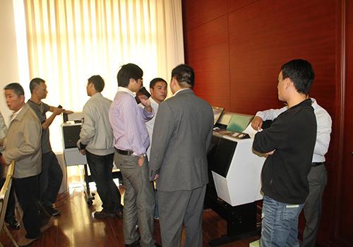 鸿盛数码 数码印刷,携手数字技术,引领印刷未来--鸿盛数码印刷新技术方案交流论坛